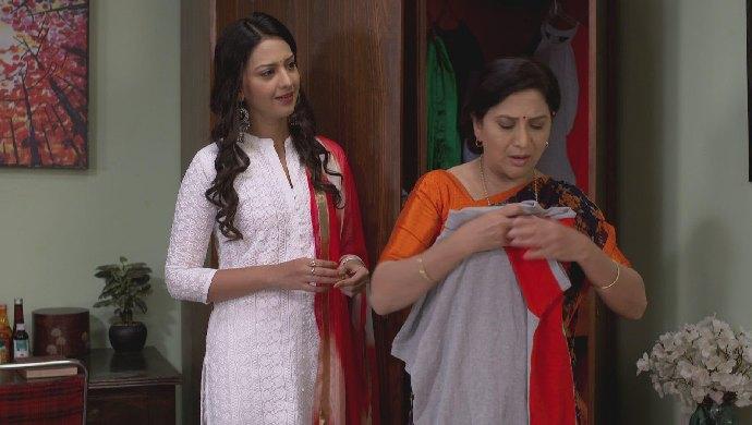 Shubhra and Asawari