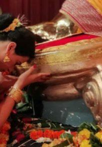 A Still Of Prajakta Gaikwad