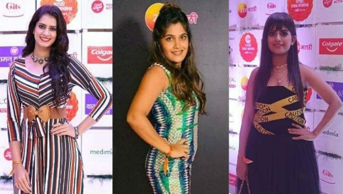 A Still Of Shanaya, Madhuvanti And Nandita