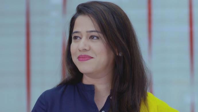 Radhika from Mazhya Navryachi Bayko (2)