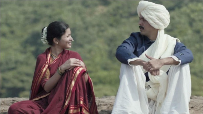 A Still From Anandi Gopal