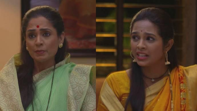 Summi and Anuradha from Mrs Mukhyamantri