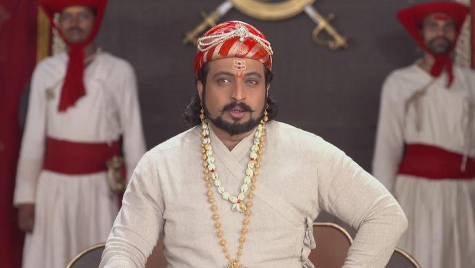 A Still From Swarajyarakshak Sambhaji (1)
