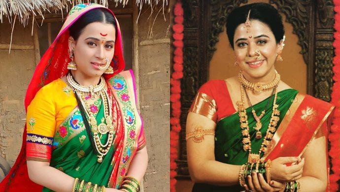 Prajakta Gaikwad And Anita Date