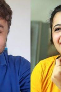 Subodh Bhave and Gayatri Datar- Actors From Tula Pahate Re
