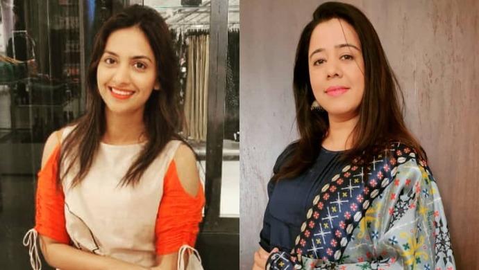 Tejashri Pradhan and Anita Date