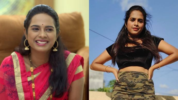 Amruta Dhongade- Actress from Mrs Mukhyamantri