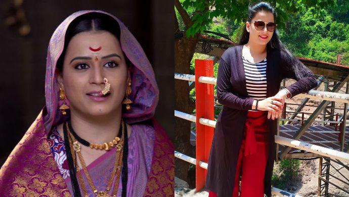 Prajakta Gaikwad - Yesubai from Swarajyarakshak Sambhaji