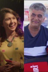 Sai-Aditya from Maza Hoshil Na and Abhijeet-Asawari from Agga Bai Sasubai