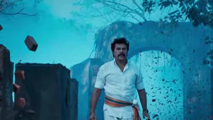 Madhuraraja fight scene