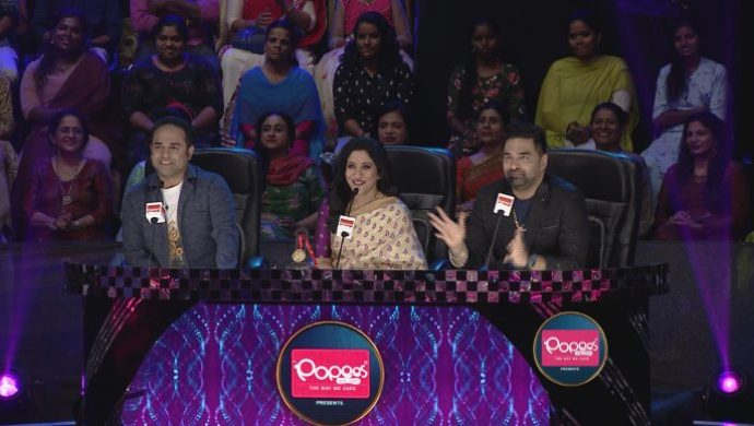 saregamapa judges