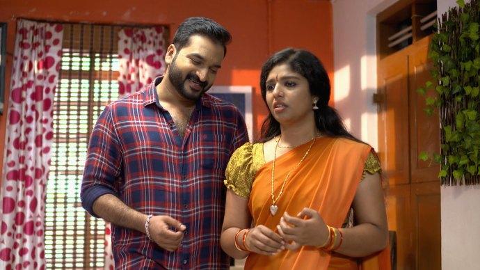 Anand motivates Kalyani