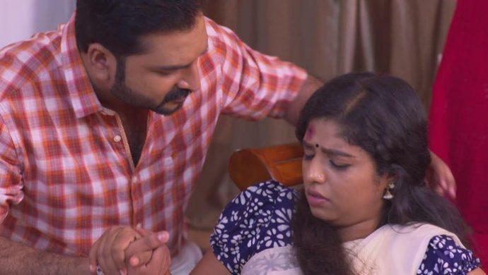 Anand saves Kalyani