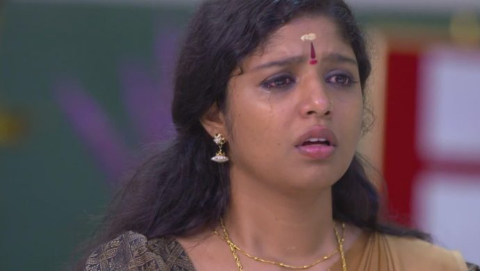 Kalyani is shocked