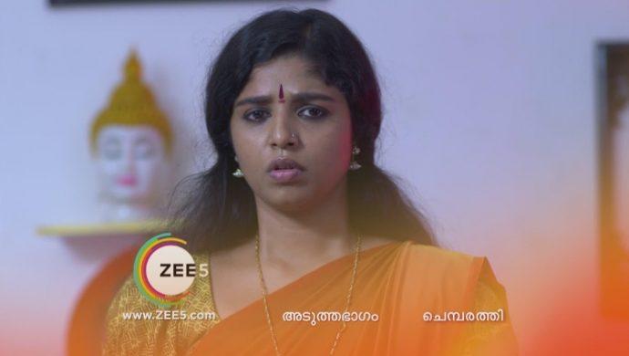 Kalyani overhears