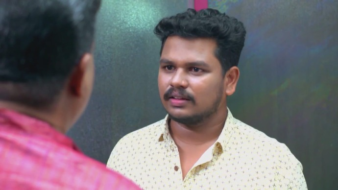 Manikandan warns Ganeshan
