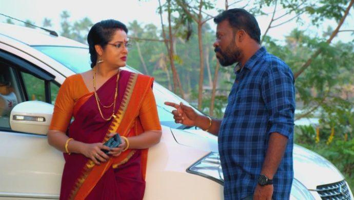 Menaka Meets Rangan