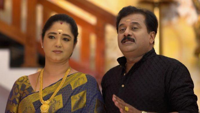 AKhila and Krishnan