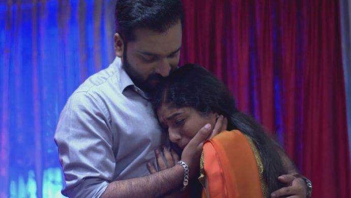 Anand and Kalyani reunites