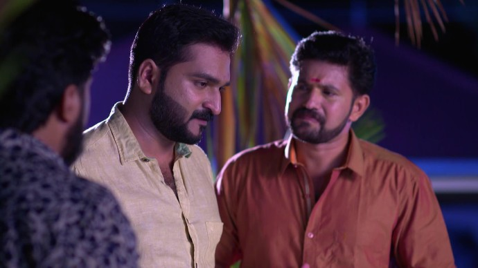 Anand plans with Subramanian and Aravind