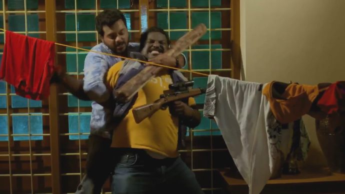 Ashokan stops Rasheed