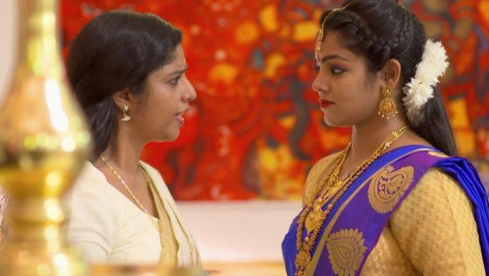 Kalyani challenges Ganga again