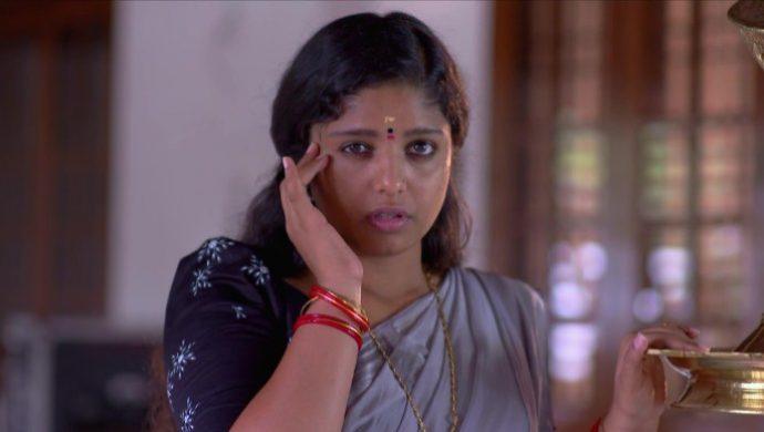 Kalyani feels dizzy