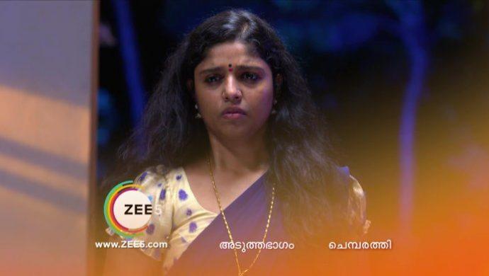 Kalyani is shocked'