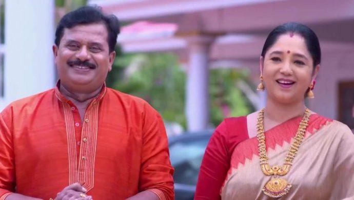 Krishnan and Akhila