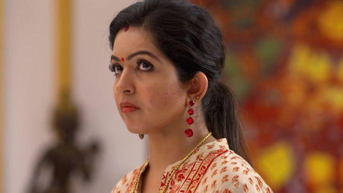 Nandana returns to Thrichambarath