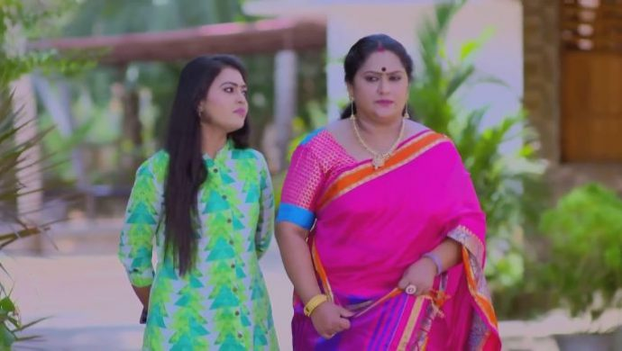 Samyuktha ruins Sharmilla's plans