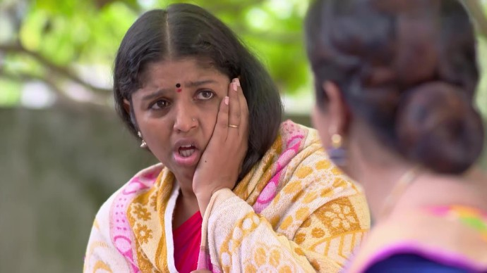 Vilasini slaps Kalyani