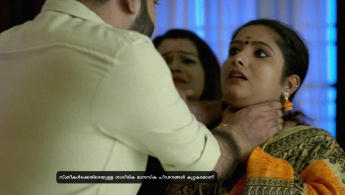 Anand strangles Vilasini