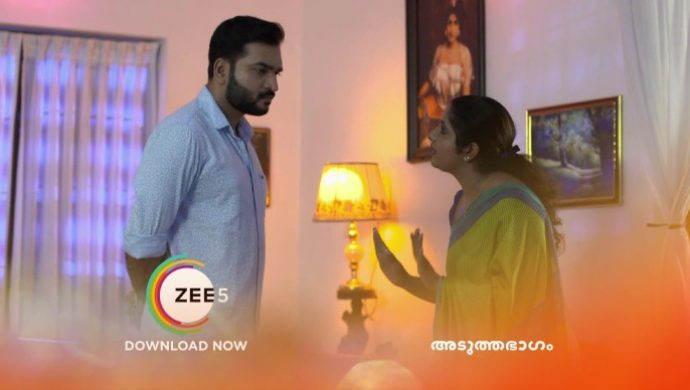 Vilasini questions Anand