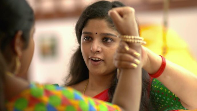 Kalyani lashes out at Vilasini (source:ZEE5)