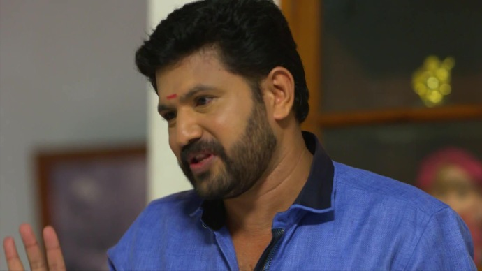 Subramanian lashes out at Vilasini (source:ZEE5)
