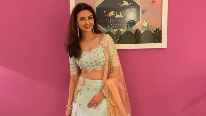 Saumya Tandon in Ethnic avatar