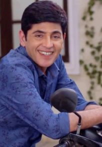 Aasif Sheikh aka Vibhuti Mishra in a still from the show