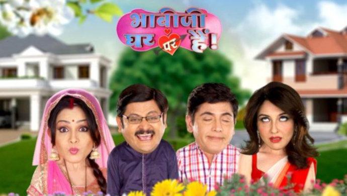 Bhabi Ji Ghar Par Hain Poster