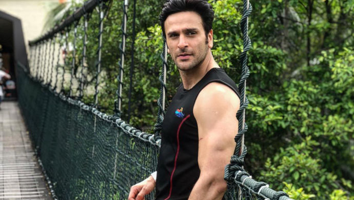 Karan Suchak Healthy and fit