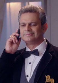 Nasirr Khan in Suit