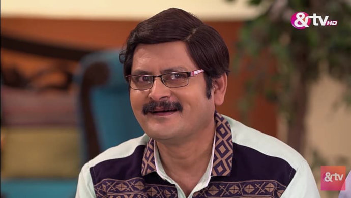 Rohitash Gaud still from the show