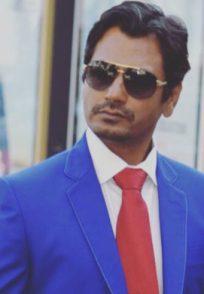 Nawazuddin Siddiqui in blue suit