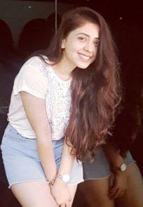 Neha Sargam in casuals