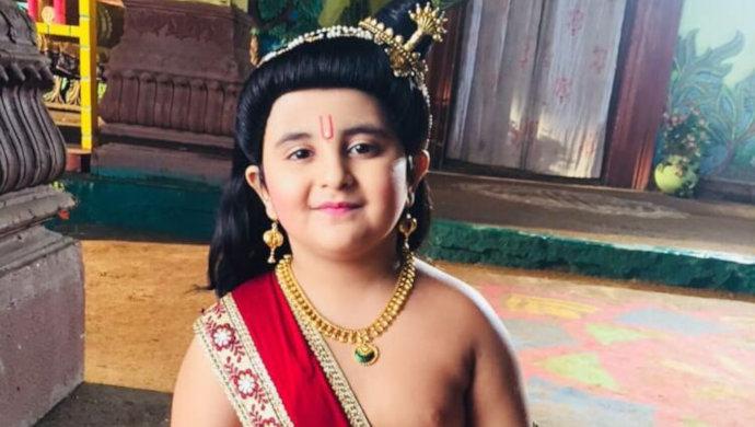 Nirnay Samadhiya as Little Krishna