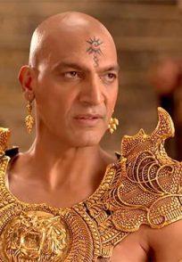 The bald look of manish wadhwa as kans