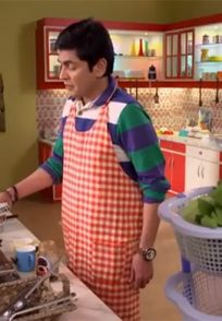 Vibhuti cooking