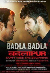 Nawazuddin Siddiqui And Varun Dhawan On The Poster Of Badlapur