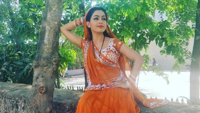 Angoori Bhabhi from And TV show Bhabi Ji Ghar Par Hain