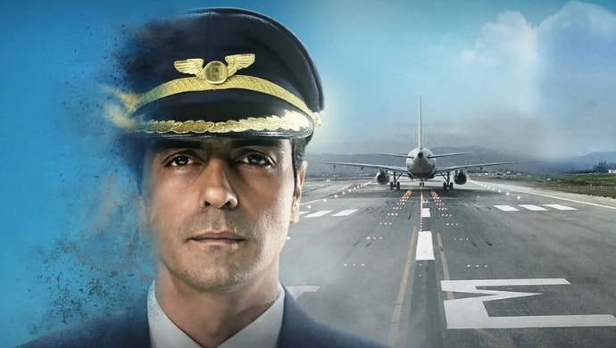 Arjun Rampal in The Final Call poster